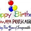 Pump Up Your Book Live! Zumaya Birthday Bash Chat/Giveaway