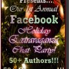 Pump Up Your Book's 1st Annual Holiday Extravaganza Facebook Chat Party!