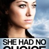 New Book for Review: She Had No Choice