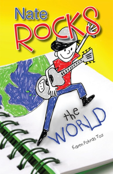 Nate Rocks the World Virtual Book Publicity Tour December 2011
