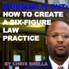 New Book for Review: Nonfiction/Legal 'Grinding It Out: How to Create a Six-Figure Law Practice' by Chris Shella