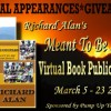 Pump Up Your Book Presents Meant To Be Series Virtual Book Publicity Tour March 2012
