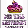 Pump Up Your Book 5th Anniversary Hoedown: Win PUYB Mousepad, Magnet & $10 Amazon GC!