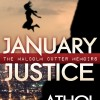 Calling All Bloggers to Participate in Athol Dickson's January Justice Book Blast!