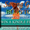 PUYB Virtual Book Tour: Join 'Saving Grace' Pamela Fagan Hutchins at Book Marketing Buzz & Win Kindle Fire HD!