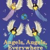 {Juvenile Fiction} Angels, Angels, Everywhere Blog Tour Sign Up