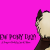Pump Up Your Book Presents New Pony Day! Virtual Book Publicity Tour