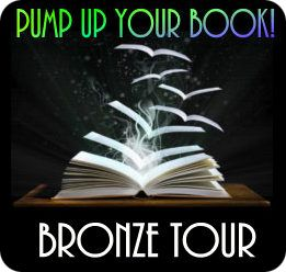 Pump Up Your Book Bronze Tour 2