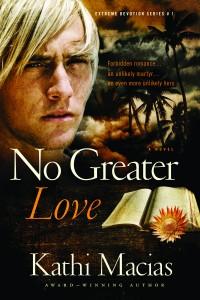 NoGreaterLove cover