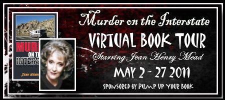 PUYB Blog Tour&Review: Murder On The Interstate by Jean Henry Mead