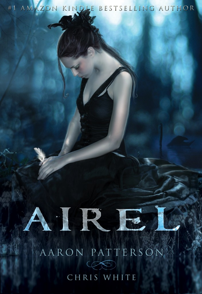 PUYB Blog Tour&Review: Airel by Chris White and Aaron Patterson