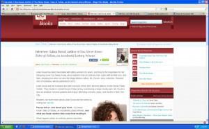 Lilian Duval - Blogcritics