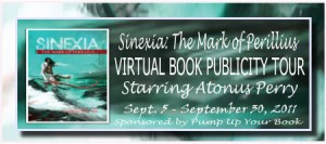 Sinexia Book Banner