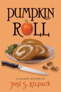 PUYB Tour Review: Pumbkin Roll by Josi Kilpack