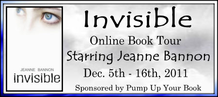 Invisible Blog Tour Banner