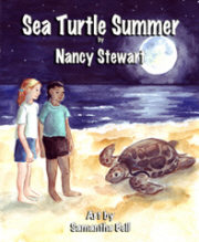 SeaTurtle Summer cover