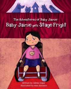 Baby Jaimie Gets Stage Fright cover