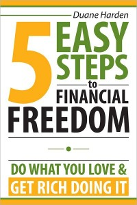 5 Easy Steps to Financial Freedom 2
