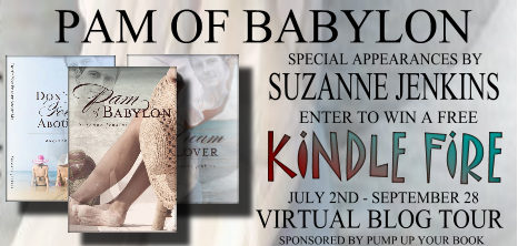Pam of Babylon banner