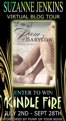 Pam of Babylon long banner