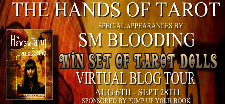 The Hands of Tarot banner