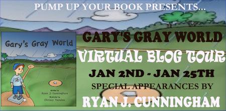 Gary's Gray World banner