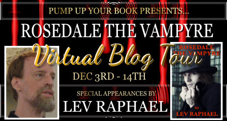 Rosedale the Vampyre banner