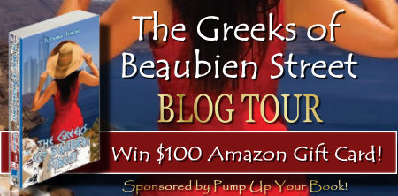 The Greeks of Beaubien Street banner