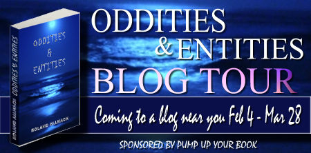 Oddities & Entities banner