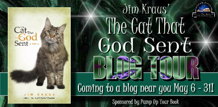 The Cat That God Sent banner