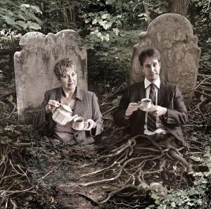 Bio At Graveyard