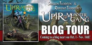 Upir Blog Tour Banner