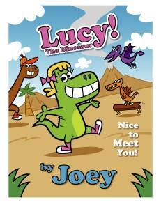 Lucy the Dinosaur
