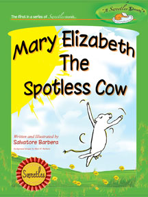 Mary-Elizabeth-Spotless-Cow cover