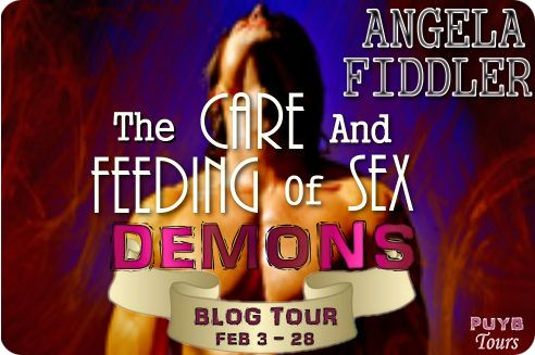 The Care and Feeding of Sex Demons banner