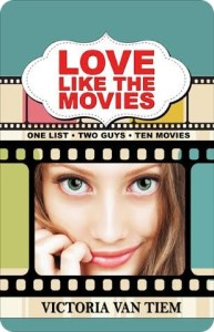 PUYB Blog Tour Spotlight: Love Like The Movies by Victoria Van Tiem