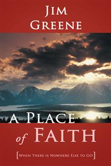 A Place of Faith Cover - Book 3