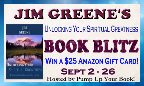 JIm Greene Book Blitz Banner