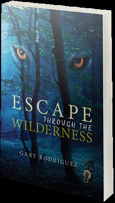 Escape Through the Wilderness 3D Cover
