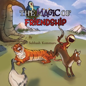 The Magic of Friendship Book Tour