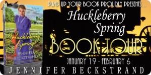 Huckleberry Spring banner