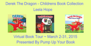 http://www.pumpupyourbook.com/2015/01/31/pump-up-your-book-presents-derek-the-dragon-childrens-book-collection-virtual-book-publicity-tour/