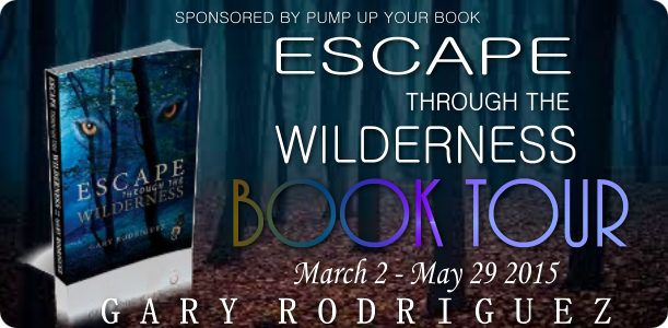 Escape Through the Wilderness banner
