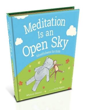 Meditation is an Open Sky 3