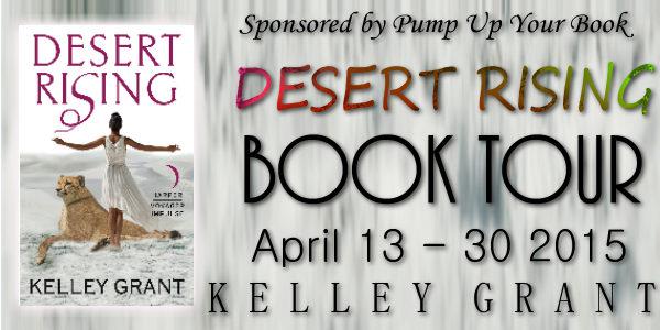 Desert Rising Book Banner