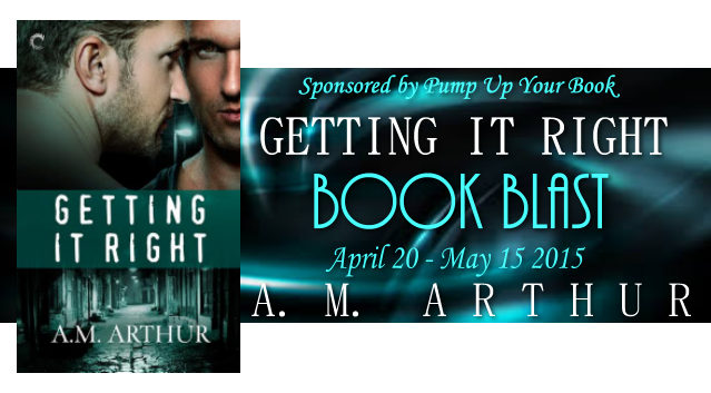 Getting It Right banner
