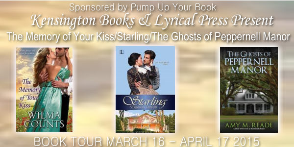 Historical Romance Kensington March April