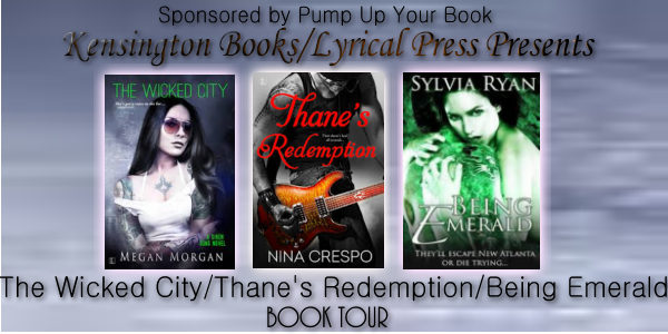 The Wicked City Thanes Redemption Book Banner