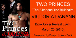 Two Princes (Book Cover Reveal Event)