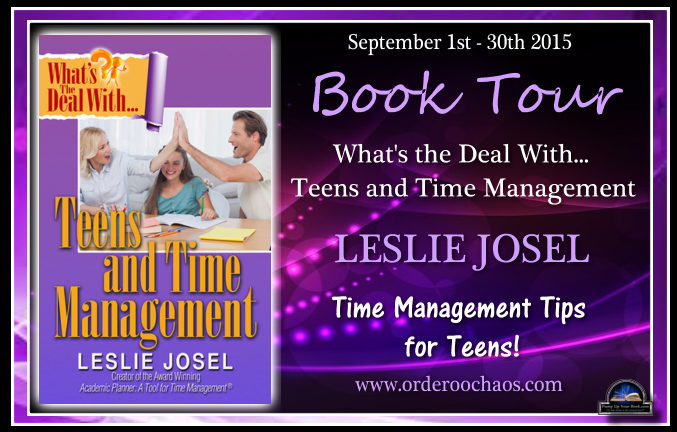 What's the Deal with Teens and Time Management banner